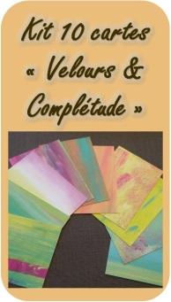 photo kit velours & complétude