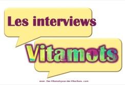 Logo - Les interviews Vitamots